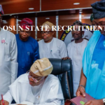 osun state government recruitment