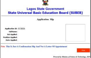 Lagos State Teachers