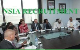 nsia recruitment