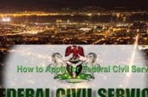 Federal Civil Service Commission Recruitment