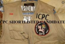 icpc shortlisted candidates