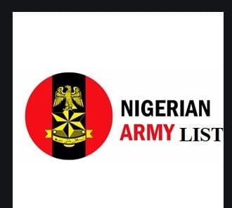 Army Shortlist