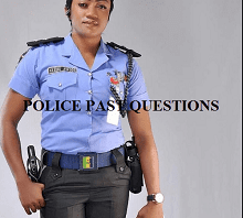 police past questions
