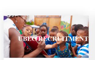 ubec recruitment