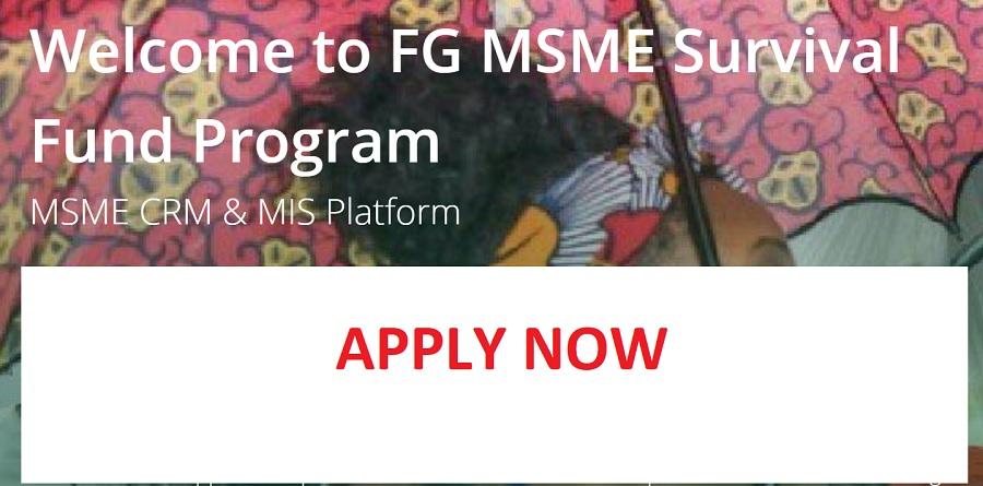 survival fund application form