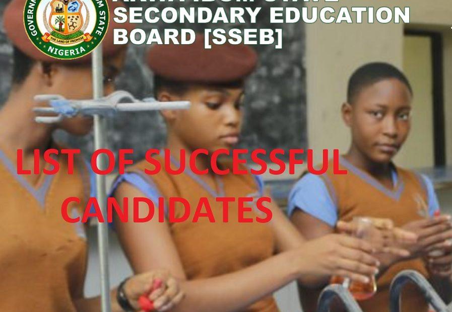 Akwa Ibom State Teachers Shortlisted Candidates