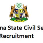 Kaduna State Civil Service Commission Recruitment