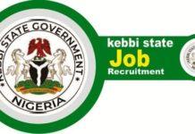 Kebbi State Civil Service Commission Recruitment