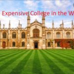 Most Expensive College in the World