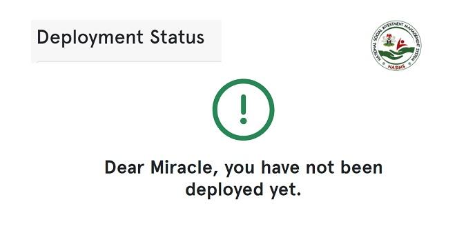 npower deployment status