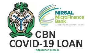 CBN NIRSAL N10M Loan Application Portal