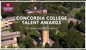 Concordia College Scholarships
