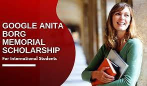 Google Europe Anita Borg Memorial Scholarships