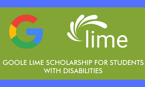 Google Lime Scholarship